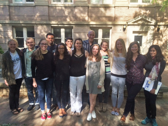 Lab Group 2015-2016