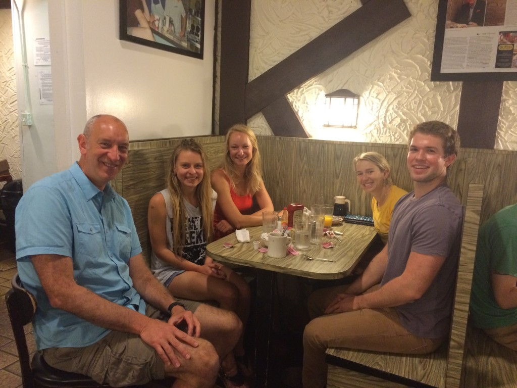 Breakfast with Dr. Penn 2015